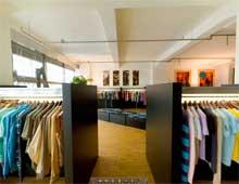 Criminal Clothing – Showroom Berlin – 360° Panoramen