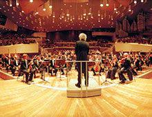 Berliner Philharmoniker unter der Leitung von Sir Simon Rattle – Seitz Roundshot
