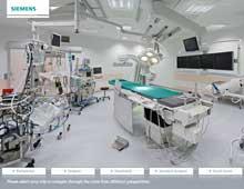 Siemens Healthcare – Interaktive 360° Panoramen in Berlin und Bad Neustadt