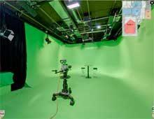 Studio Hamburg – Interaktive Panoramen mit Grundrissen der Film- und Fernsehstudios