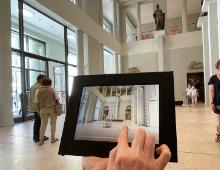 Humboldt Forum Berlin / 360° Panoramen im Skulpturensaal